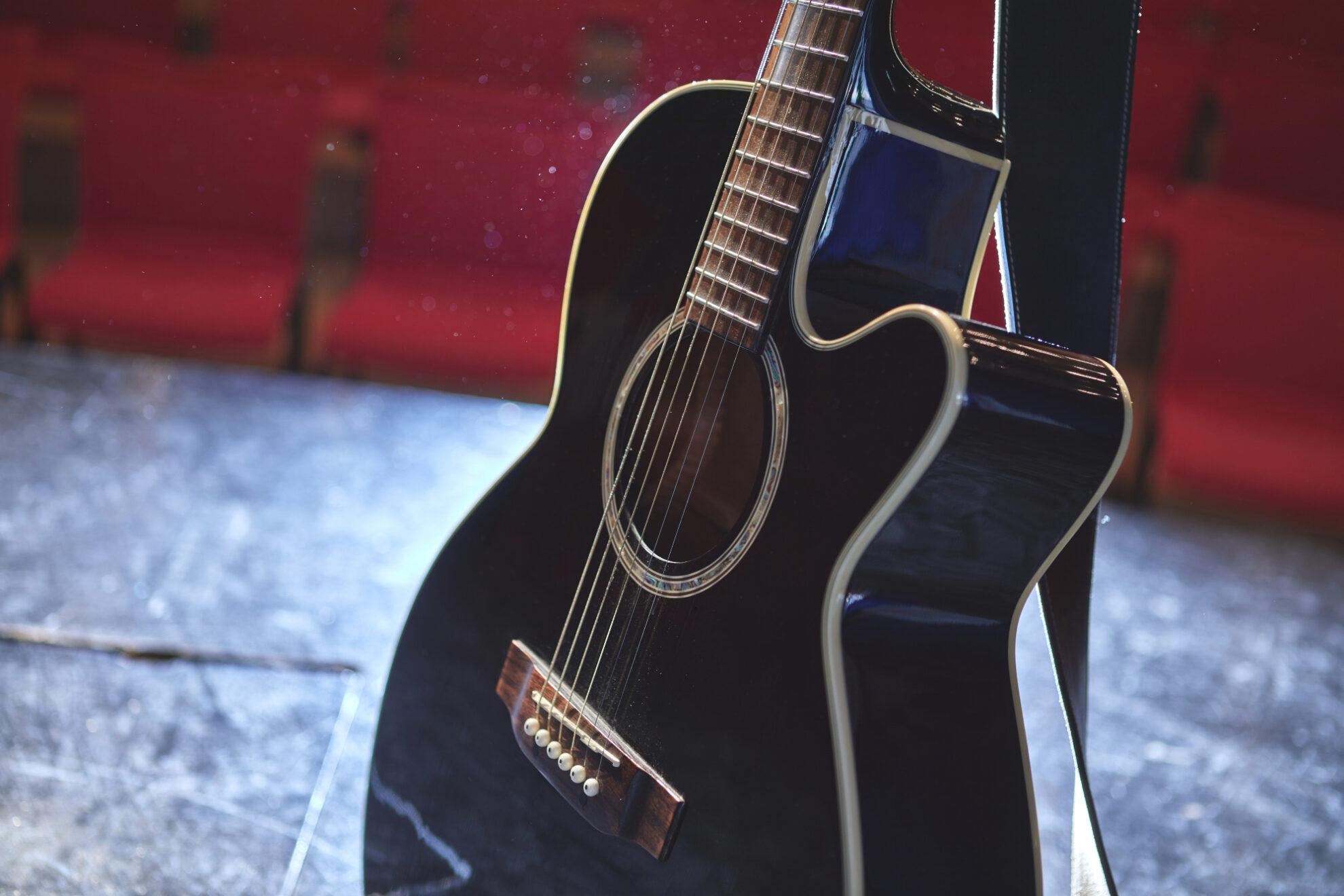 Kultur Kreativwirtschaft Zugspitz Region Zeichnen Musikwirtschaft Gitarre