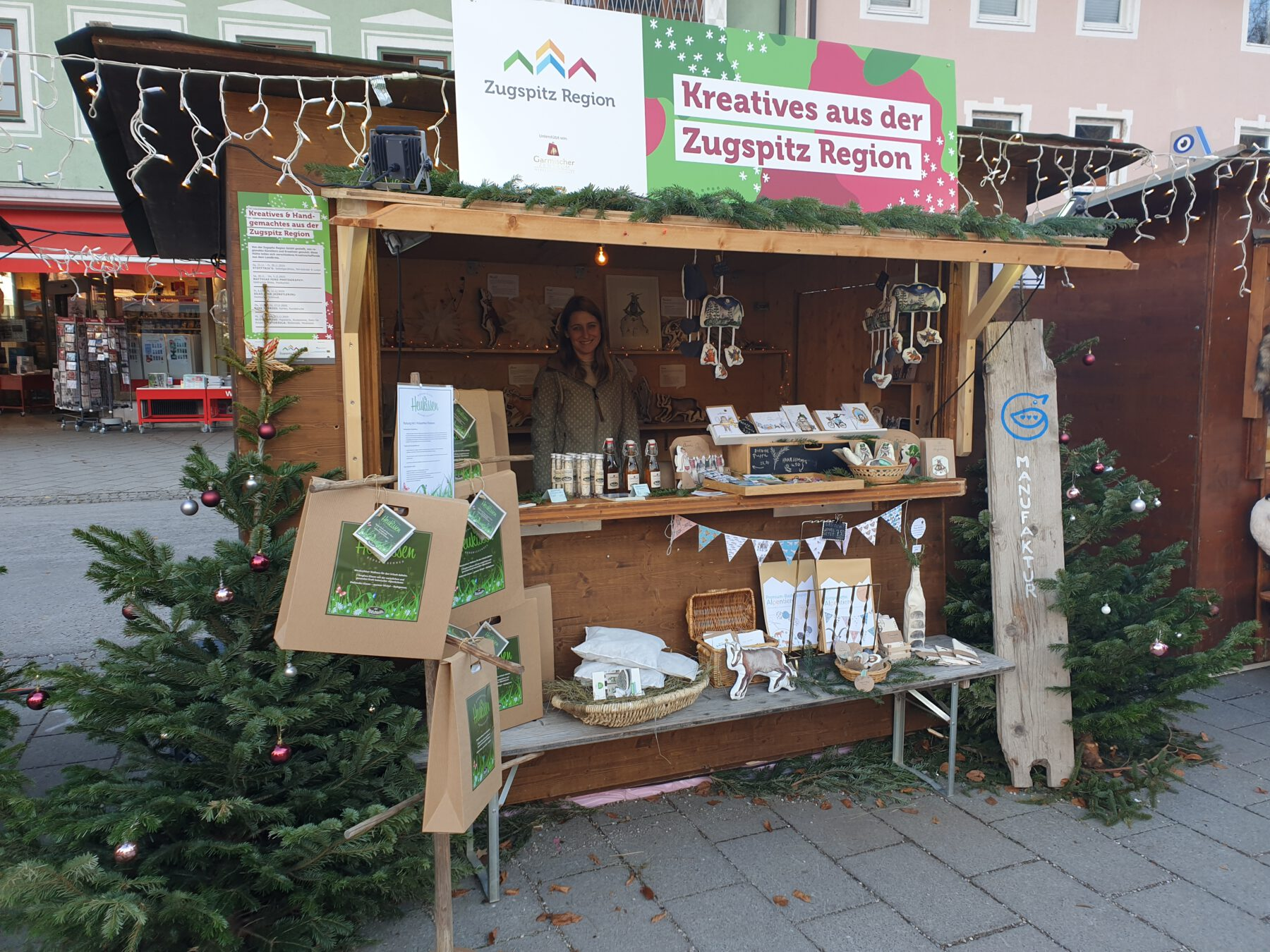 Karlmeise Natursula Christkindlmarkt