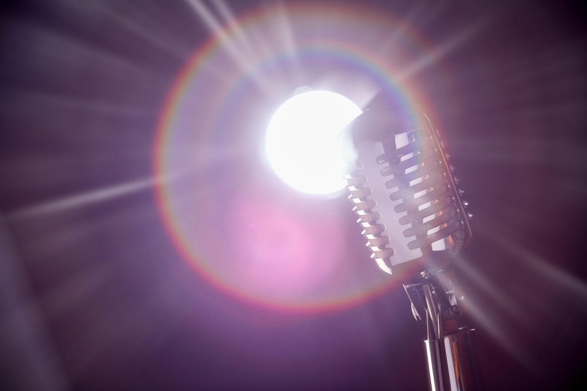 Kultur Kreativwirtschaft Zugspitz Region Zeichnen Mikrophon3