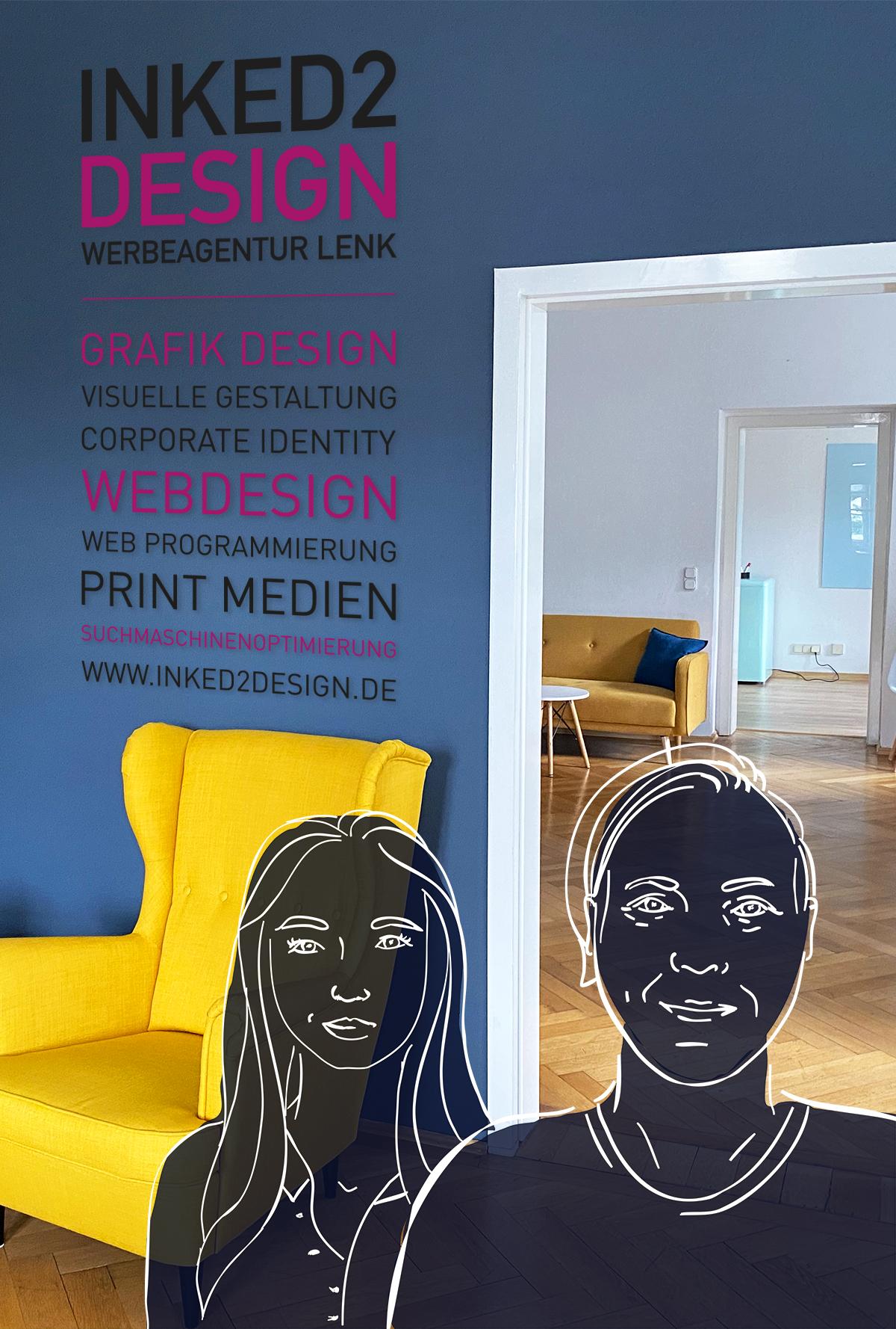 Kultur Kreativwirtschaft Zugspitz Region inked2design