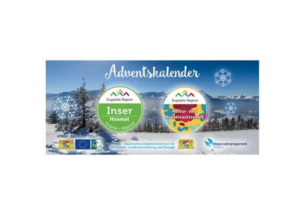 Online Adventskalender der Zugspitz Region