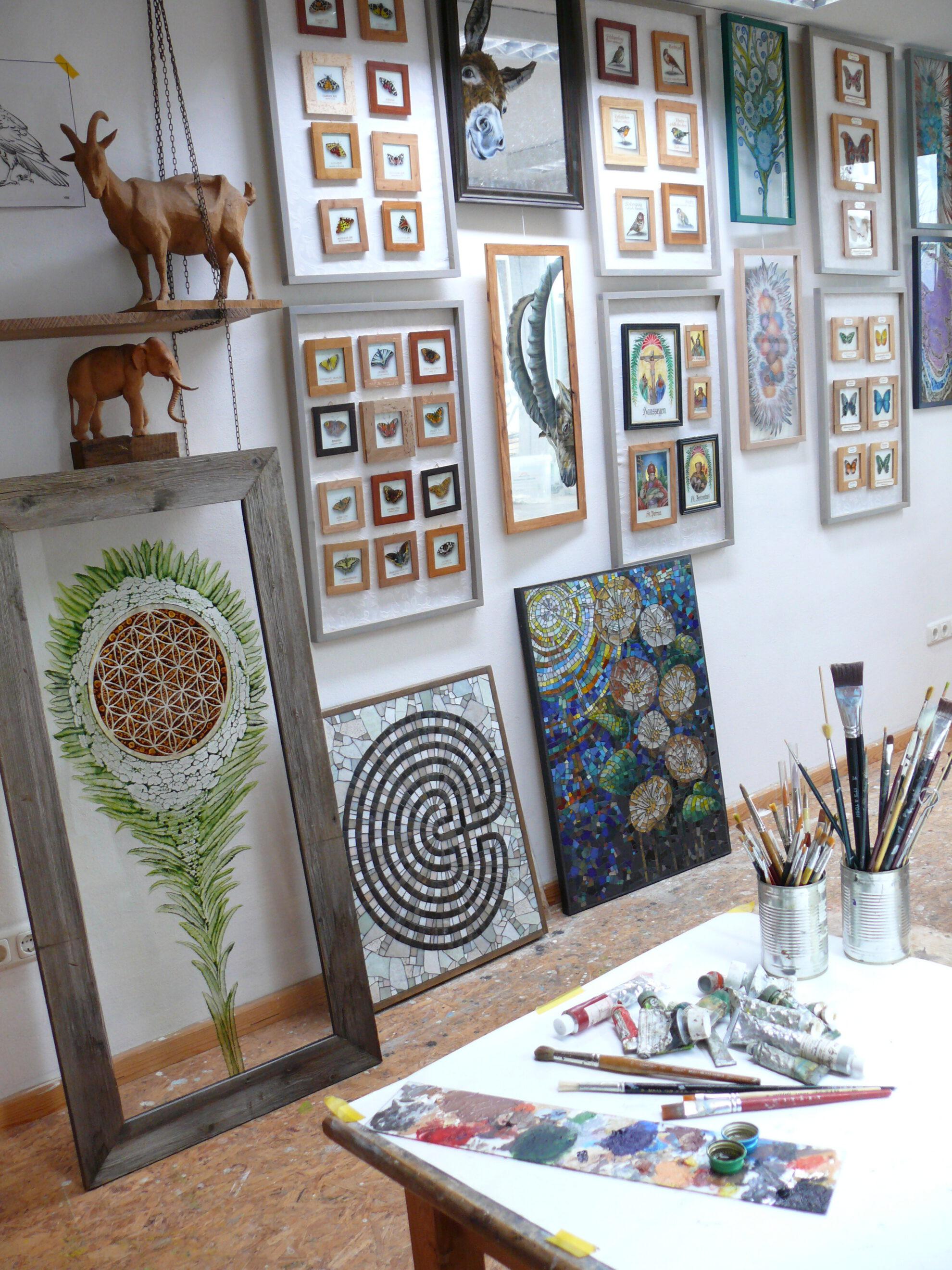 Kultur Kreativwirtschaft Zugspitz Region Christina Dichtl