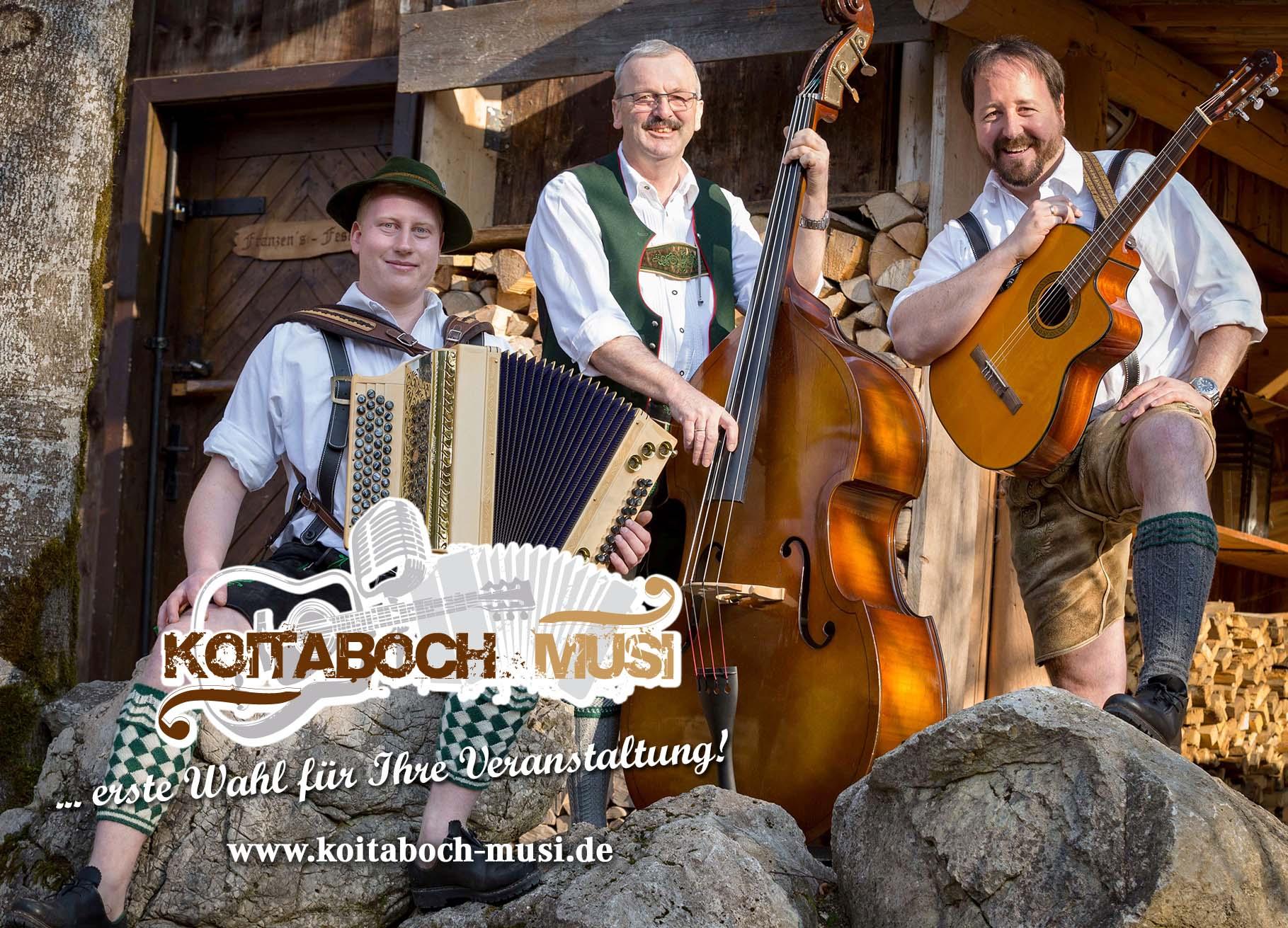 Kultur Kreativwirtschaft Zugspitz Region Koitaboch Musi
