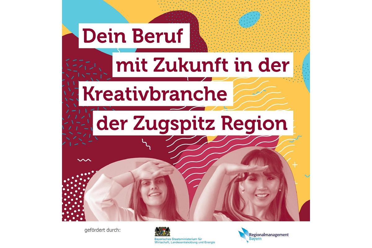 Zugspitz Region Kultur Kreativwirtschaft jungeKreative