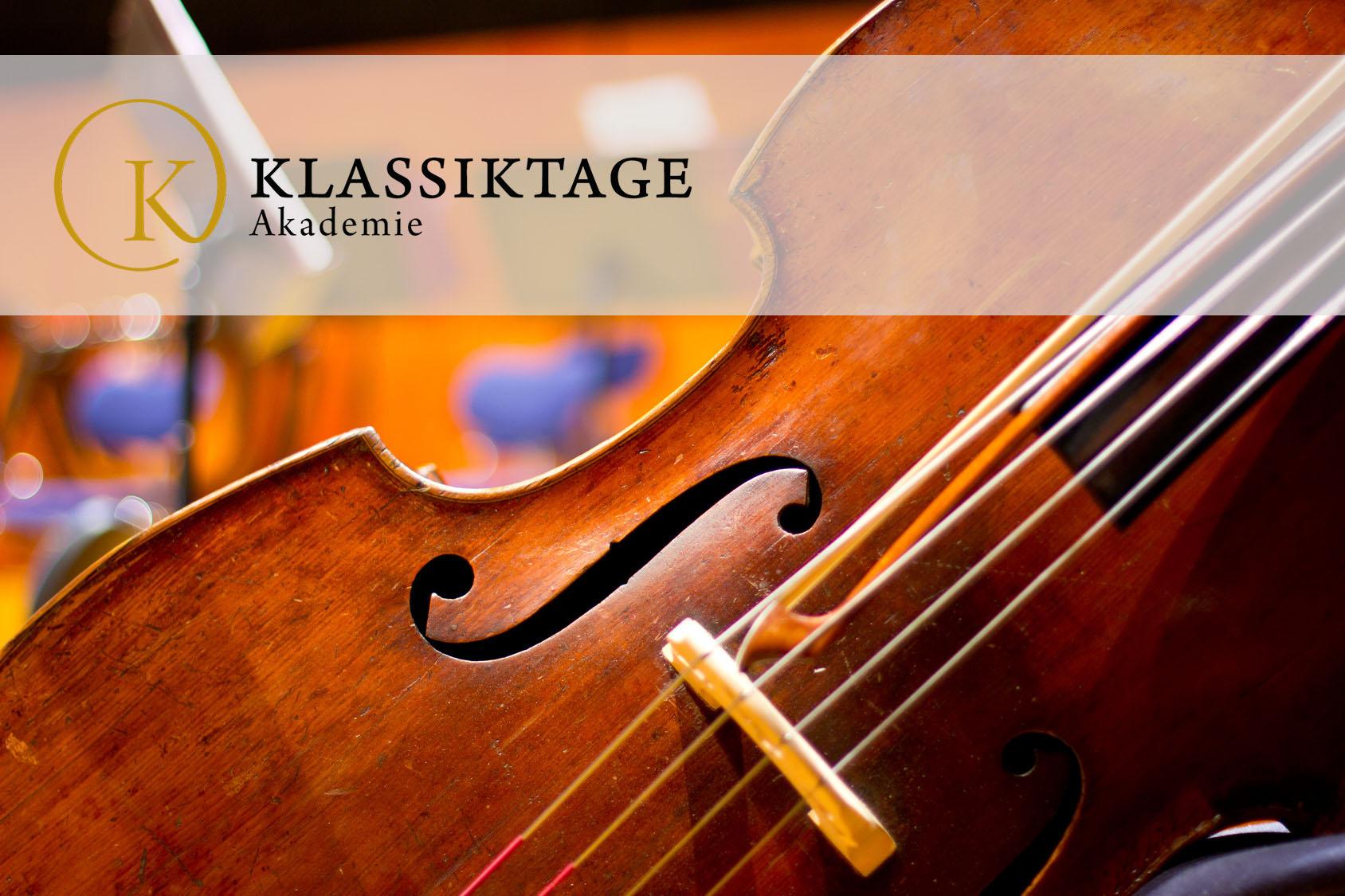 Kultur Kreativwirtschaft Zugspitz Region Klassiktage Akademie